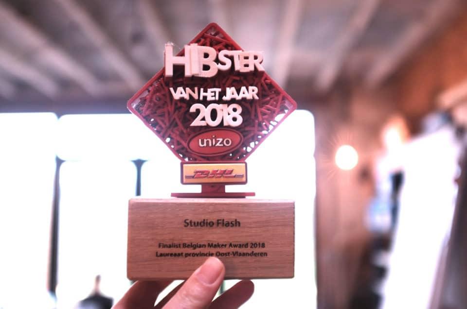 Handmade In Belgium Award